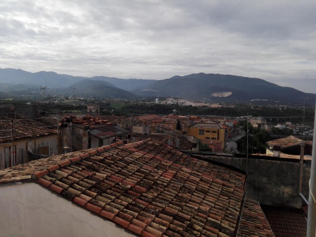 Panorama sui tetti